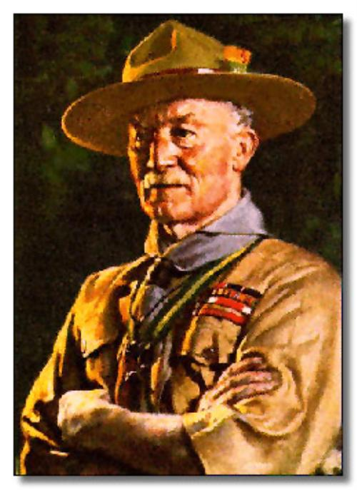 Lord Robert Baden-Powell